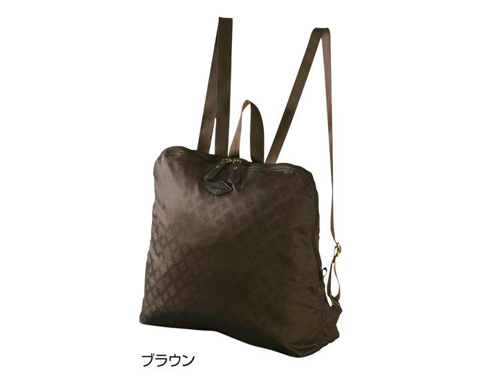 池田屋鞄の2Wayサブバッグ