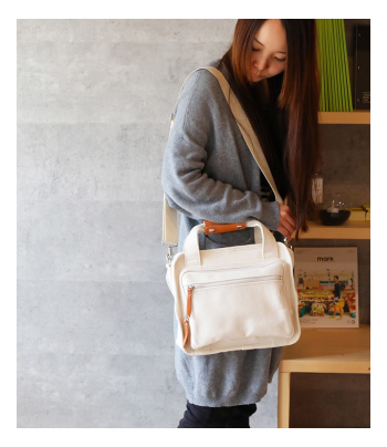 池田屋鞄のタケヤリ帆布トート商品画像