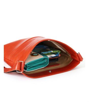 池田屋鞄のソフトレザーショルダー 商品画像