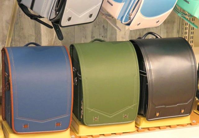 池田屋ランドセルの3つの画像